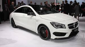 mercedes cheapest car the mercedes 45 amg is the cheapest way into the über car