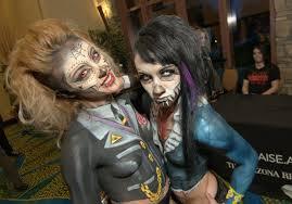 knicks city dancer halloween costume phoenix events may 18 24 topia book of mormon michael ian black