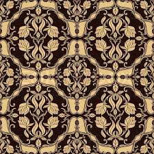 damask wrapping paper damask beautiful background royal luxury floral ornamentation