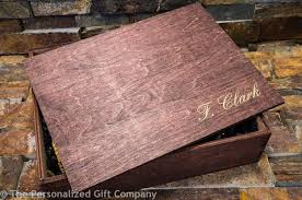 engraved wooden gifts crafted wooden gift boxes tagged groomsmen gifts the
