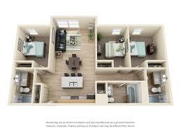 Apartments Floor Plan Floor Plans Burnham 310 Apartments Near Uiuc