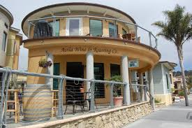 avila beach wine tasting paso robles and central coast roasting is