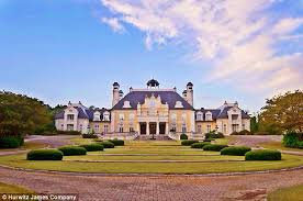 Famous Mansions America U0027s Largest Available Mansion That Has Guitar Shaped