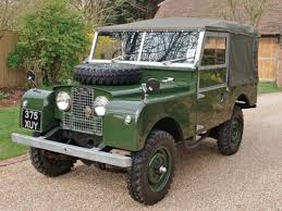 1975 land rover britains greatest car manufacturer land rover william george
