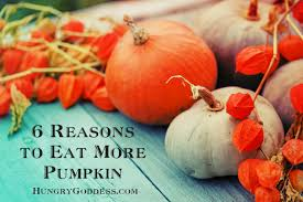6 reasons to eat more pumpkin the hungry goddess