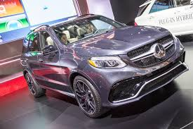mercedes benz jeep custom 2016 mercedes amg gle63 is practicality made potent live photos