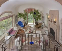 Elle Decor Celebrity Homes Hollywood Hills Los Angeles Curbed La