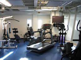wonderful basement gym flooring ideas with sleek home gym ideas
