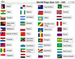 Countries Of The World Flags Logo Quiz World Flags Bubble With Names De Countries Photographie