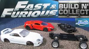 build your toyota jada fast u0026 furious build n u0027 collect diecast cars with brian u0027s