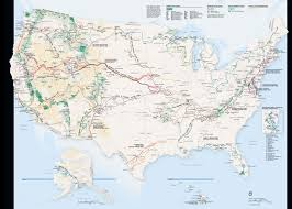 Iditarod Map We U201chike The Hill U201d To Give A Voice To Our National Trails