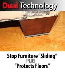 amazon com sliptogrip furniture gripper stops slide multi