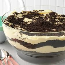 dirt pudding recipes taste of home