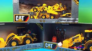 cat motorized job site machine wheel loader the mighty machines