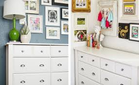 White Desk With Drawers On Both Sides Debunking The Dresser Myth Finding The Best Dresser For You