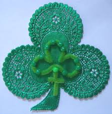 st patrick u0027s day shamrock rosary for kids a fun craft