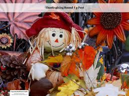 thanksgiving up post experimental homesteader