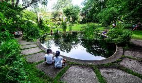 Michigan Botanical Gardens 23 Relax At Beal Botanical And Children S Gardens At Msu