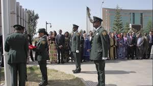 le siege de l ua le drapeau marocain hissé au siège de l ua apanews