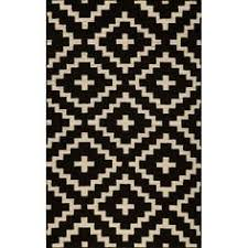 Black And White Rugs Kite Kilim Rug 8 U0027x10 U0027 Iron Straw Kites Living Rooms And Room