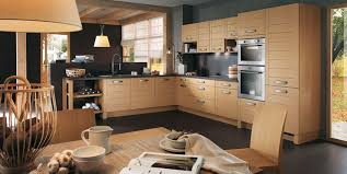 cuisine chaleureuse contemporaine cuisine moderne et chaleureuse callisto chêne blanchi