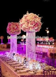 fh15 high quality table top chandelier for wedding
