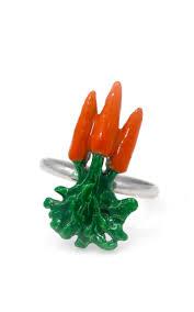 carrot ring three carrot ring by m de phocas moda operandi