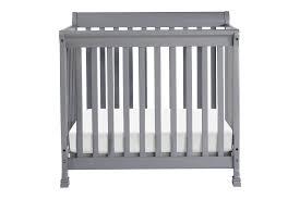 Davinci Annabelle Mini Crib White by Mini Crib With Metal Mattress Support Best Mattress Decoration