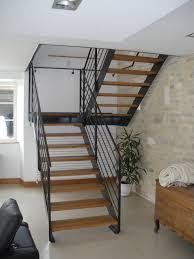Rambarde Escalier Lapeyre by Escalier Bois Metal U2013 Mzaol Com