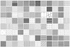 surface pattern revit download hatch patterns dwgautocad drawing nigel peake pinterest drawings