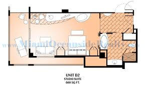 Sorrento Floor Plan Fontainebleau Iii Sorrento Floor Plan Unit D2 Miami Beach Mls
