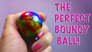 diy how to make the rainbow bouncy with borax