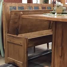 breakfast nook furniture diy rustic breakfast nook with storage bench and fold up door