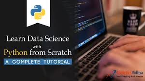 online tutorial of python a complete tutorial to learn data science with python from scratch