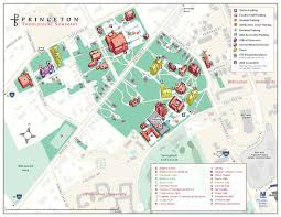 Hofstra Campus Map Princeton Campus Map Best Of Roundtripticket Me