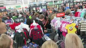 black friday vegas black friday shopping in us marred by violence bbc news