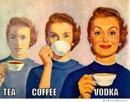 Vodka Meme - it s like adding bacos to a salad even better recipes