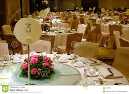 Table Setting Images by Wedding Banquet Table Setting Stock Image Image 803051