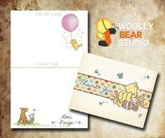 printable winnie pooh notes disneybabyshower