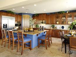 island kitchen island with seating area