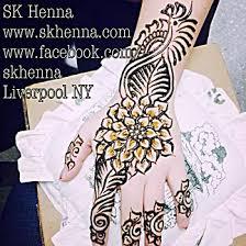 sk henna tattoo
