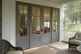 Sliding Wood Patio Doors 3 Panel Sliding Patio Door Glass Doors Home Depot