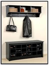 entryway shoe storage bench coat rack home design ideas
