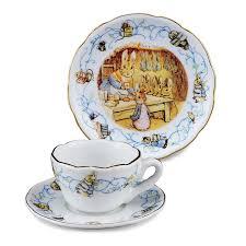 beatrix potter tea set le beatrix potter medium tea set in