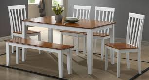 wood dining room set dinettes dining room furniture 6pc kitchen