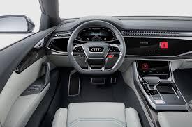 audi suv q7 interior 2018 audi q8 suv price concept interior release dimension news