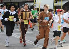10 turkey trot costumes that win thanksgiving collegehumor post