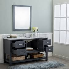 recreate your bathroom with transitional bathroom vanities blog