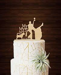 nerdy cake toppers park themed nerds jurassic country wedding