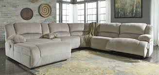 Recliner And Chaise Sofa by Reclining Sectionals
